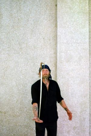 Standing Senior Adult One Person Three Quarter Length One Man Only Adults Only Adult Music People Only Men Outdoors Men Day Portrait 35mm Film Film Photography St Augustine Fujifilm Pentax St Augustine, FL Sword Pirate The Street Photographer - 2017 EyeEm Awards EyeEmNewHere