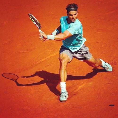 Rafael Nadal  ROLAND GARROS Rafa  9 ♡♡♡