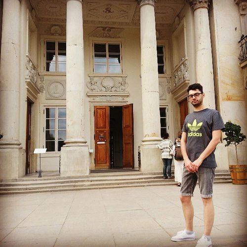 Warszawa  Warsaw Polska Poland lazienki krolewskie palacnawyspie summer residence king stanislav august
