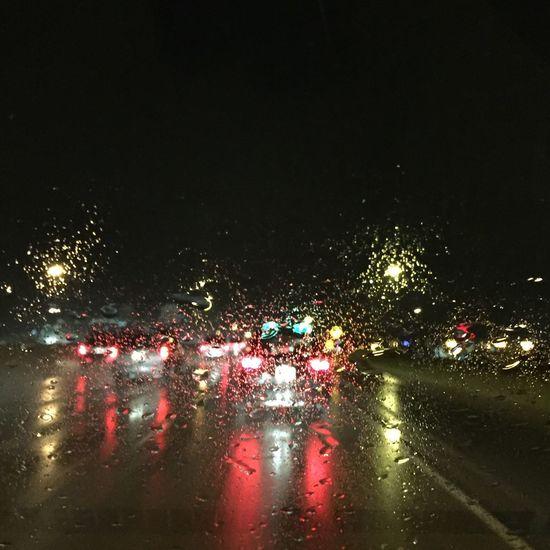 Rain Driving Lights
