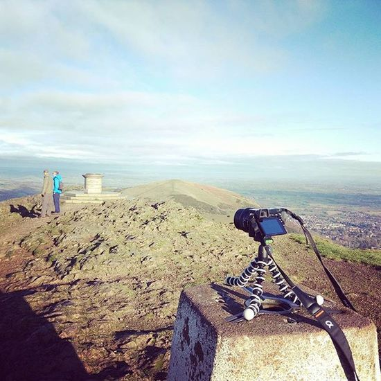Liveupload from Nexus6 Timelapse Clouds Hill Beacon Malvernhills Shadow Cold Hike Instagrammission Instagood Countryside British Sonya6000 A6000