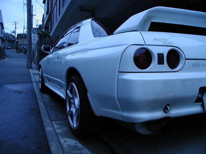 Car GT-R MyCar Nissan R32
