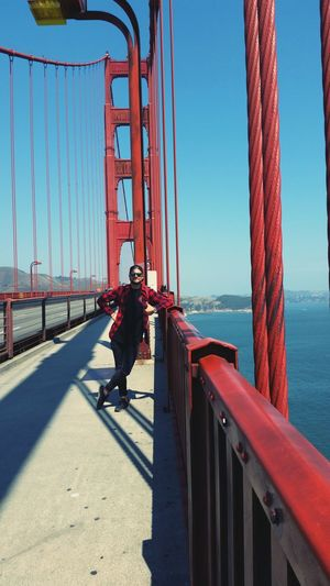 Love and Golden Gate GoldenGateBridge Sanfrancisco SF Travelphotography Bridge Photography Architecture Sanfranciscobaybridge Travelerlover People And Places Canon600D Naturelovers Streetphotography Streetview