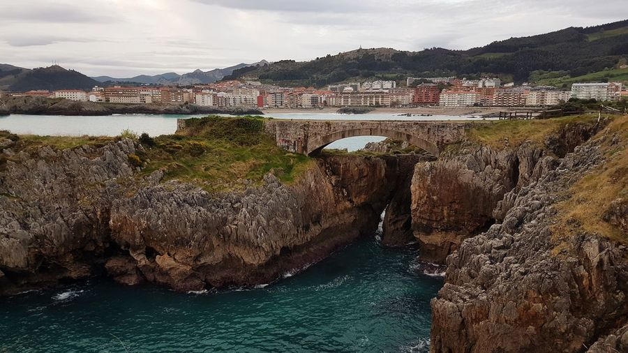 Spain Water Sea