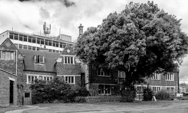 33-34 Church Street, Wellingborough, Northamptonshire Northamptonshire Wellingborough Monochrome FUJIFILM X-T10 Black And White Architecture