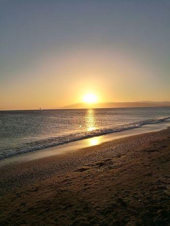 20:55, poniente, Cabo de Gata, Almería, lo más bonito.