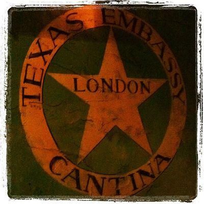 Texas in London #cybher cybheruk Cybher
