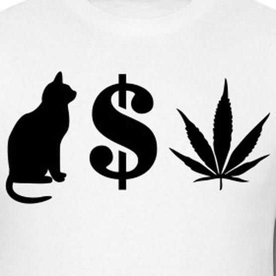 Yasss? Pussy Money Weed