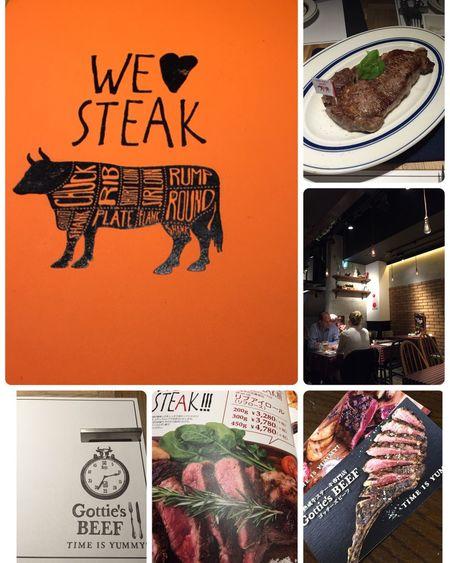 熟成肉 1pouns/person gottie's beef Kyoto