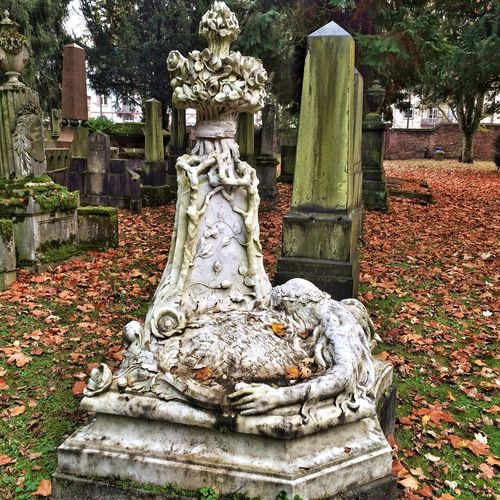 Friedhof Tombstone Cemeterybeauty Cemetery Cemetery_shots Autumn Colors Autumn Frankfurt Am Main Rockstore