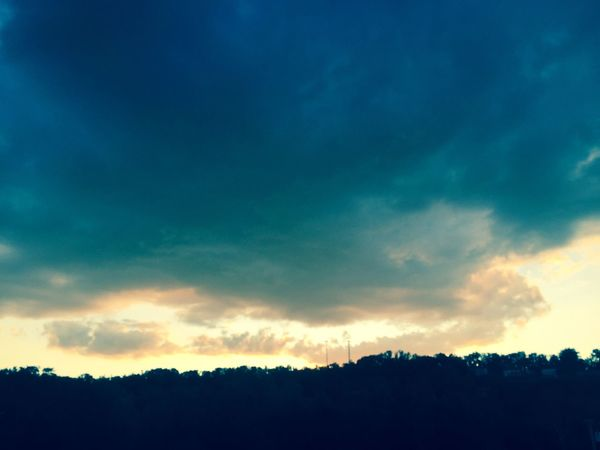 Nature #landscape #photography #forest #moutain #clound #sky #blue #peace