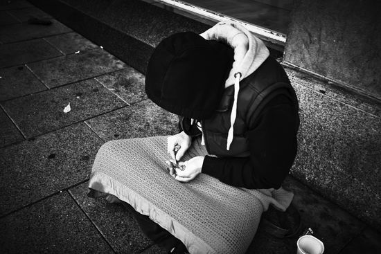 2018 In One Photograph Street Streetphotography Day Lifestyles B+W Street Photography Real People One Person