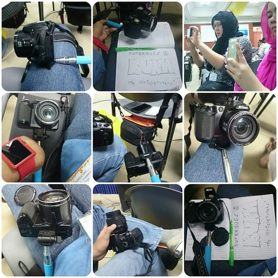 Camera in action Documentationflicks