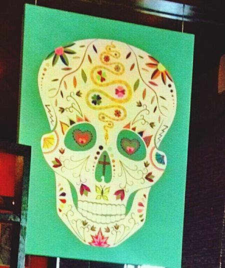 The Closing Of Summer Mexican Food Mexican Sugar Skull