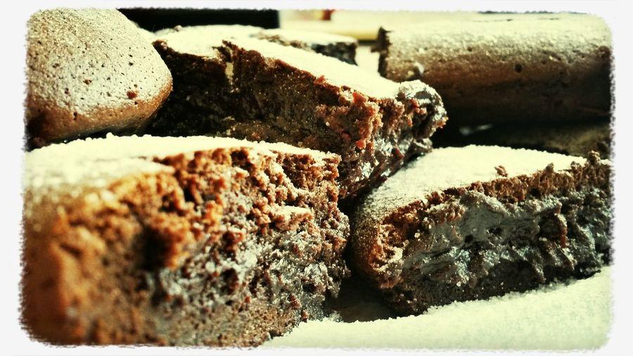 Brownies.