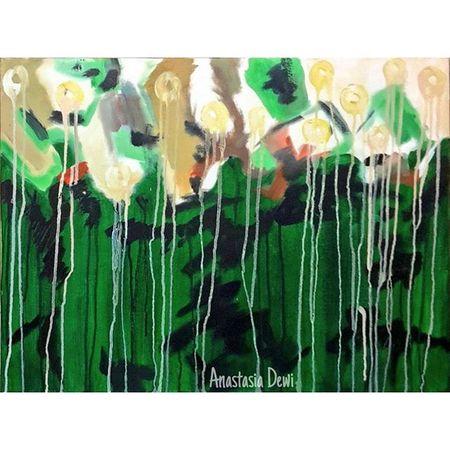 REALM 🌳🍃 Art Arte Kunst Artist Artists ArtWork Painting Painter Paint Abstract Abstractart Abstractpainting Abstractexpressionism Contemporary Contemporaryart Artistic WorkOfArt Followart Acrylic Acrylicpainting  Color Colors Instaart Instaartist Instaartistic On Canvas 80 x 60 cm 🎨🎨