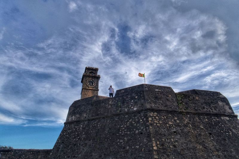❤️ Sky Outdoors History Galle Galle Fort Sri Lanka Fort UNESCO World Heritage Site Unesco Love Travel