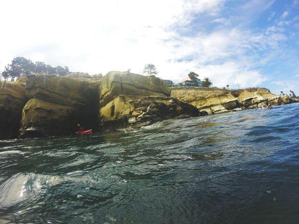 Edge Of The World Caves Ocean