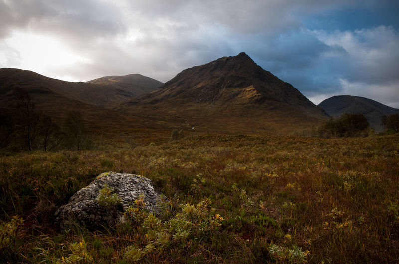 Glencoe Glen Scotland Scotland Highlands Scottish Landscape Glen Etive