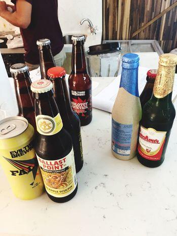 y así reunimos en el arca, una de cada especie... o era algo así Craft Beer Beer Beer Porn Drink Prost Beerlover