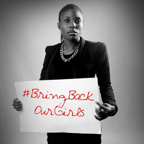 Women bring transformation to societies. We say Notohumantrafficking Nototerrorism Bringbackourgirlsnow