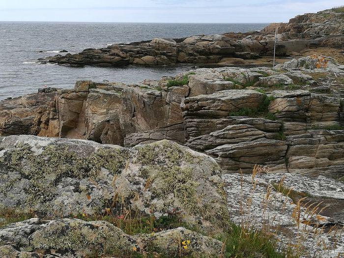 Rock Beach Atlantic Ocean Landscape_photography Bretagne France Nature Photography Carte Postale Outdoor Photography