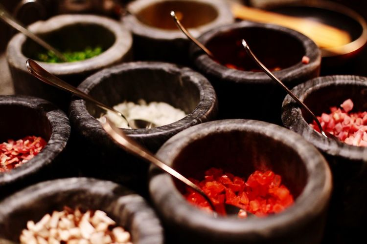 Spices Visual Feast