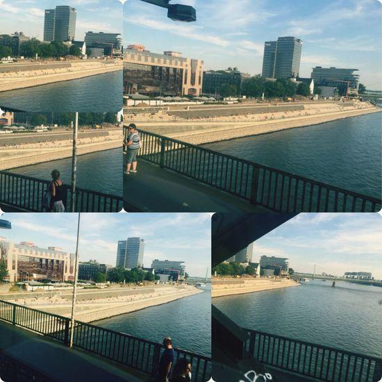 Sonne Sun Gunes Hotweather Heissewetter Kavurucuhava Sunbathe Sonnenbad  Rhein Fluss