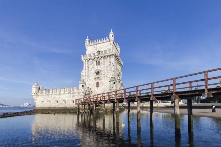 Torre de Belem Belem Tower,Lisboa, Portugal Belém Portugal Torre De Belém Architecture Belem Tower Built Structure Medieval Medieval Architecture Outdoors Tower Travel Destinations Water