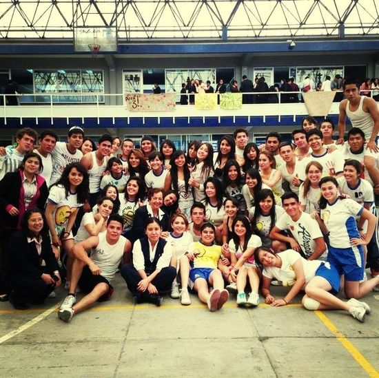 Campeones! LOS AMO AREA 3'