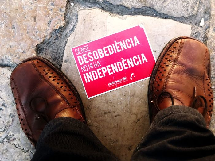 Communication Spain Catalunya Referendum