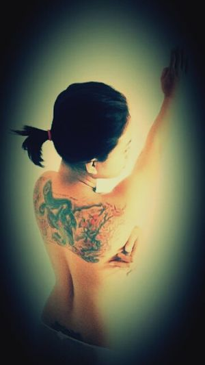 People Beauty Sexygirl Model ArtWork Ladies Tattoo Tattoomodels Bandung, West Java ..that's it...
