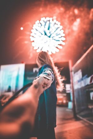 """""""Until the end of my days"""" The Week On EyeEm Heatercentral Real People One Person Lifestyles Human Hand Holding Night Leisure Activity Men Illuminated Women Photographing Outdoors Flower Human Body Part Photography Themes Close-up Young Adult People"""