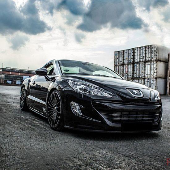 Peugeot Rcz Car Black