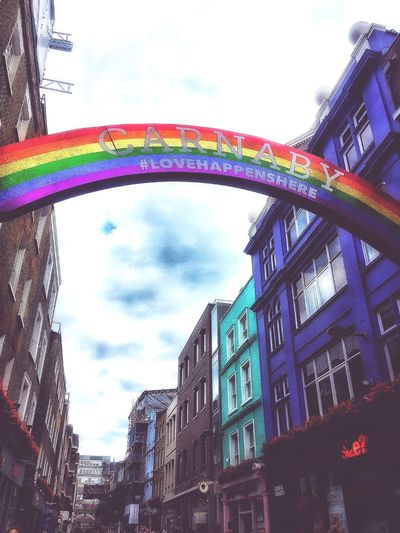 EyeEm Best Shots London Pride Love Rainbow