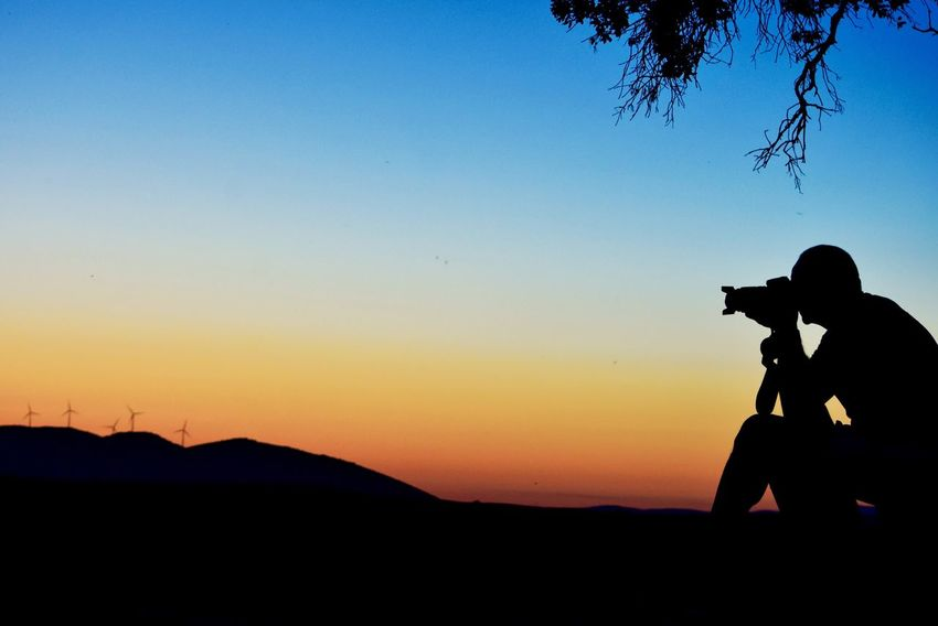 The Photographer Twilight Silhouette Photographer Nature Shadows And Backlighting Nature On Your Doorstep Respect For The Good Taste Nikonphotographer Eye4photography  Exceptional Photographs EyeEm Best Shots Balance And Composure Using The Roll App Creative Light And Shadow First Eyeem Photo Nikonphotography Nikon D7200 Let's Do It Chic! Exploring New Ground Nikon Taking Photos People And Places Sunset Telling Stories Differently Feel The Journey Welcome To Black