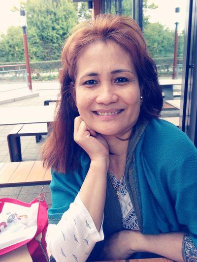 A nice Philippina Girl meine Frau
