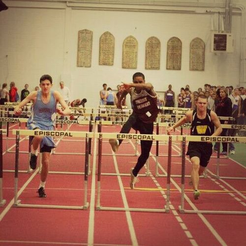 Racing Track & Field That's Me Track Life #Finesse #TrackNation Hurdles