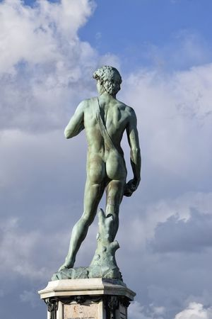 Piazzale Michelangelo Visit Italy Florence Italy The Week On EyeEm Statue Human Representation Sculpture Cloud - Sky Male Likeness Sky Low Angle View Day Travel Destinations No People Outdoors Full Length City Men Behind Standing Rear View Blue Sky Been There.
