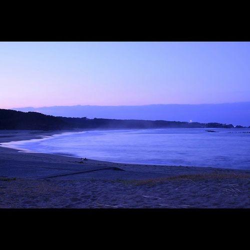 風景 海 八戸白浜海岸