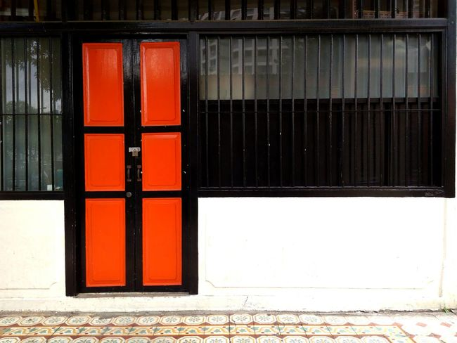 When one door of happiness closes, another opens, but often we look so long at the closed door that we do not see the one that has opened for us - Helen Keller Butbanother Red And Black Colour Doors Built Structure Day Architecture No People EyeEm Doorsandwindows Color Tiles Patterns & Textures Little India, Singapore EyeEmNewHere Week On Eyeem Quiet Moment