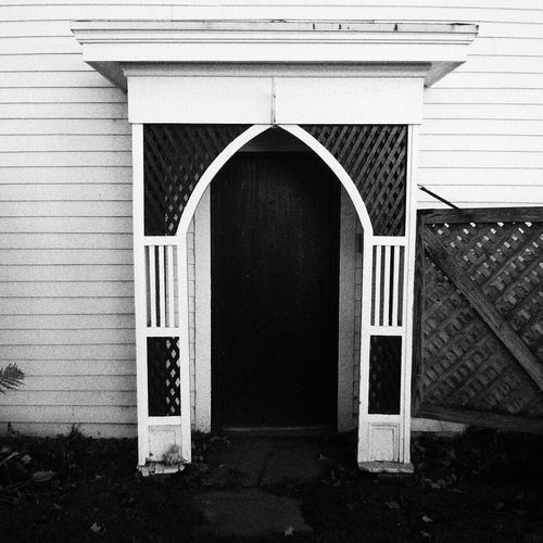 the side door. Connecticut Architectural Detail Old Buildings Blackandwhite