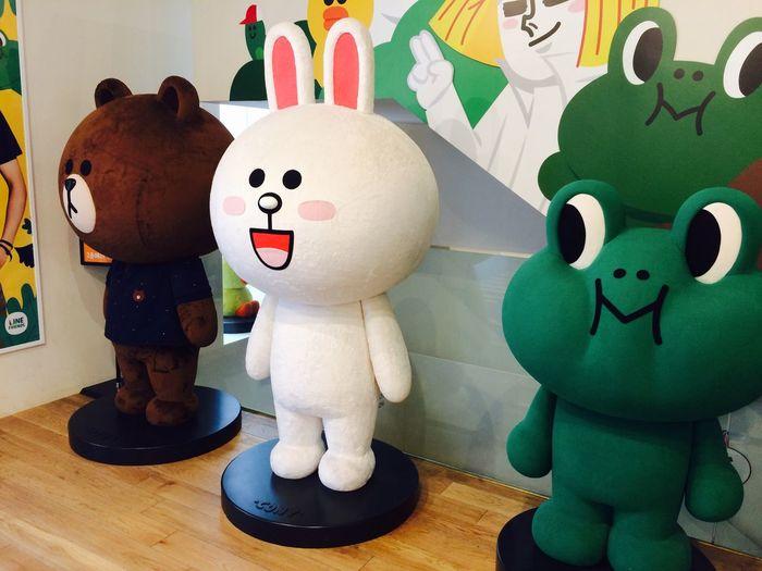 Linefriends Seoul 😎 Linestore