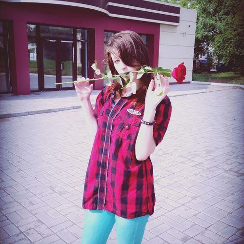 Lifestyle No Tumble Russian Girl Cute♡ Colors GoodTimes Memories Happy