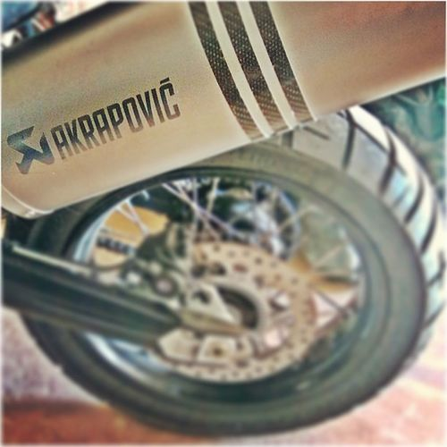 Akrapovic F800GS