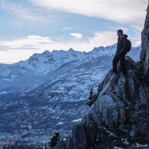 Briançon Selfportrait_tuesday_nonchallenge That's Me Deepfreeze Montagne Serre Chevalier  Enjoying Life