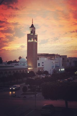 I just adore this place Check This Out Wonderful View Amazing Place Taking Photos Mosque Tunisie Nice Atmosphere Followforfollow Calmness