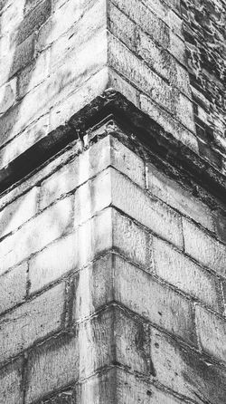 Detail of wall Architecture Building Building Exterior Building Story Built Structure Close-up Corner Day Low Angle View No People Outdoors Urban Geometry Wall Wall - Building Feature Wall Feature