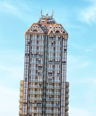 skyscraper Italy🇮🇹 Sohan Nettuno EyeEm Selects City Urban Skyline Cityscape Sky Architecture Building Exterior Built Structure Cloud - Sky Tall - High Office Building International Landmark Office Building Exterior Lookout Tower Communications Tower Skyscraper Tower EyeEmNewHere The Architect - 2018 EyeEm Awards