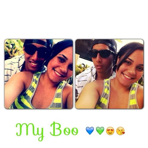 Me And My Babe Yesterday In Waikaloa